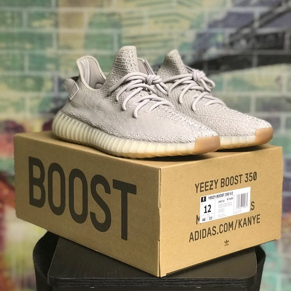separation shoes c3920 50e83 Adidas Yeezy Boost 350 V2 sesame size 12 us NWT